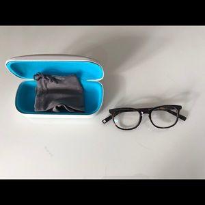 Warby Paker Tortoise Glasses